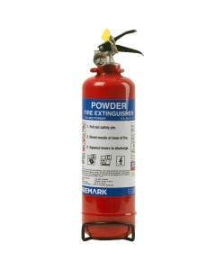 Firemark Dry Powder Fire Extinguisher - 1kg