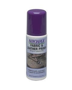 Nikwax Fabric and Leather Proof - 125ml