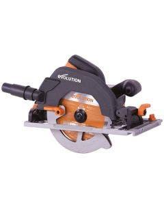 Evolution R185 Multipurpose Circular Saw - 230V