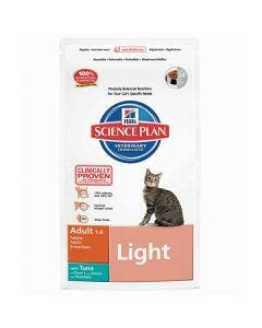 Hill's Science Plan? Adult Cat Light - Tuna 1.5kg