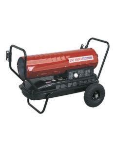 Sealey Space Warmer® Space Heater with Wheels - 100,000Btu/hr