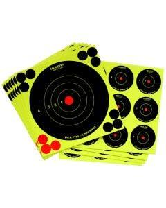 Jack Pyke Mixed Spot Shot Targets - Pack of 10