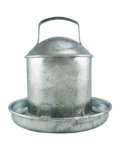 Eton Pre-Galvanised Traditional Drinker - 0.5 Gallon