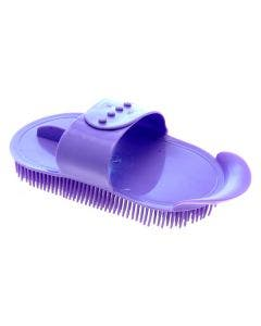 Elico Curry Comb - Purple