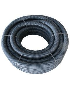 Perforated Land Drainage Pipe - 80mm 25m