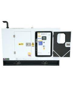 HGI HSD120H Canopied 230V Diesel Generator - 9.6kW