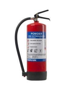 Firemark Dry Powder Fire Extinguisher - 6kg