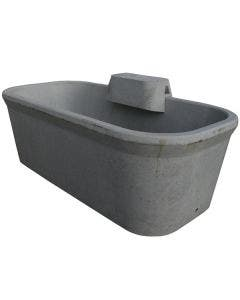 Concrete Water Trough - 300 Gallon
