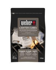 Weber Lighter Cubes - 22 Pieces