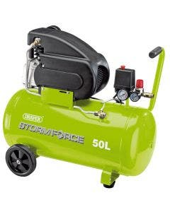 Draper Stormforce 50L Air Compressor - 1.5kW