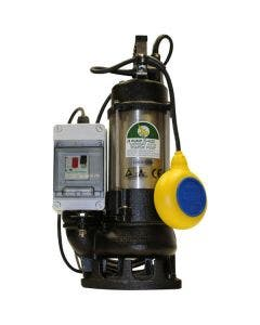 JS Pump JS400SV Submersible Vortex Automatic Sewage Pump