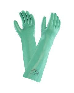 Ansell Solvex Unsup Nitrile Gloves