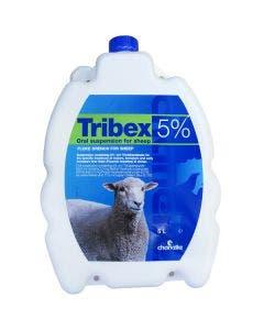 Tribex 5% Sheep Drench - 5L
