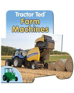 Tractor Ted Farm Machines Book
