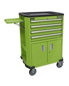 Sealey Tool Trolley - Green