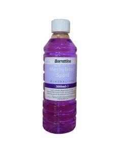 Barrettine Methylated Spirit - 500ml