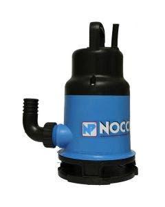 Nocchi Submersible Vortex 130 Lpm Manual Pump