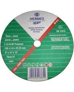 Hermes Stone Cutting Disc - Flat