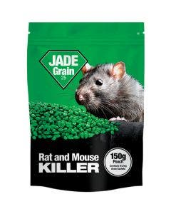 Jade 25 Bromadiolone Grain Rat Bait - 150g
