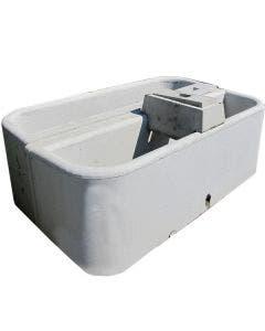 Concrete In House Water Trough - 40 Gallon