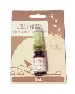 Jolly Moggy Catnip Spray - 10ml