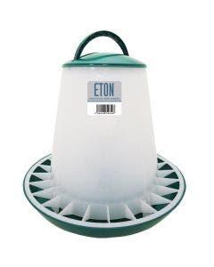 Eton Robust Plastic Feeder - 10kg 10kg