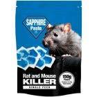 Sapphire 25 Brodifacoum Paste Rat Bait - 150g