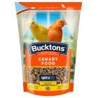 Bucktons Canary Food With Spiralife - 500g