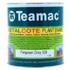 Teamac Massey Ferguson Grey Metalcote Plant & Industrial Enamel Paint - 1L
