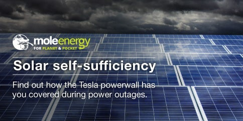 Self Sufficient Energy