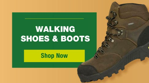 walking boots - shop now