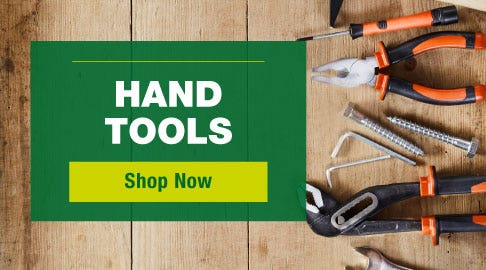 hand tools - shop now